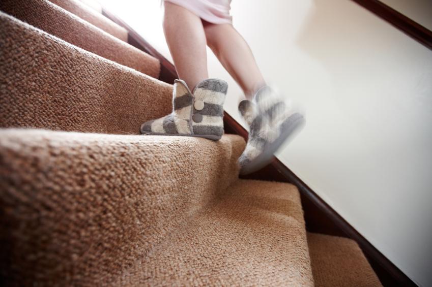 Teppich für treppen  Teppich auf Treppen verlegen » Diese Preise sind üblich