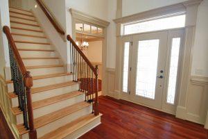 Treppen Wohnfläche