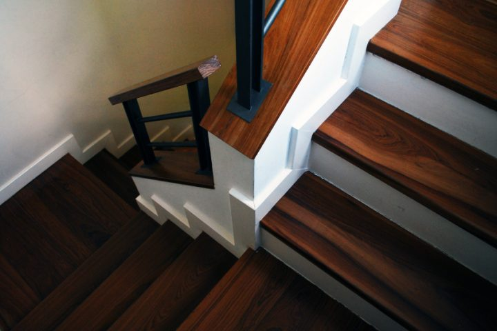 Treppengeländer Bausatz selber montieren