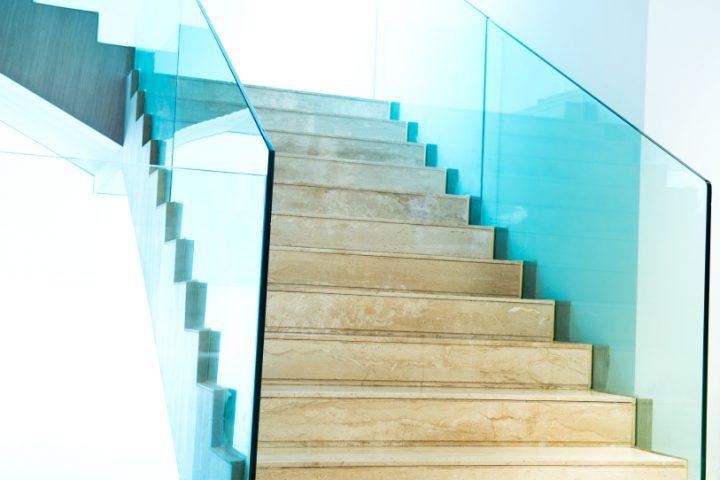 Treppengeländer Glas Kosten