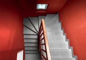 treppengel nder handlauf erneuern. Black Bedroom Furniture Sets. Home Design Ideas
