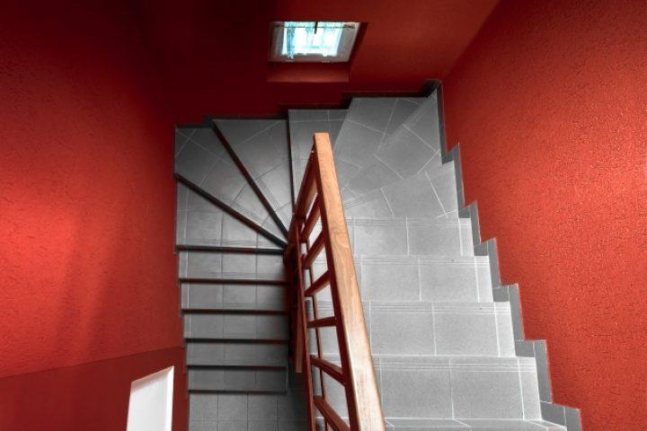 Treppengeländer Handlauf erneuern