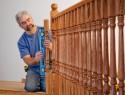 Ein Holzgeländer selber bauen