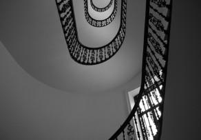 Treppengeländer Pflicht