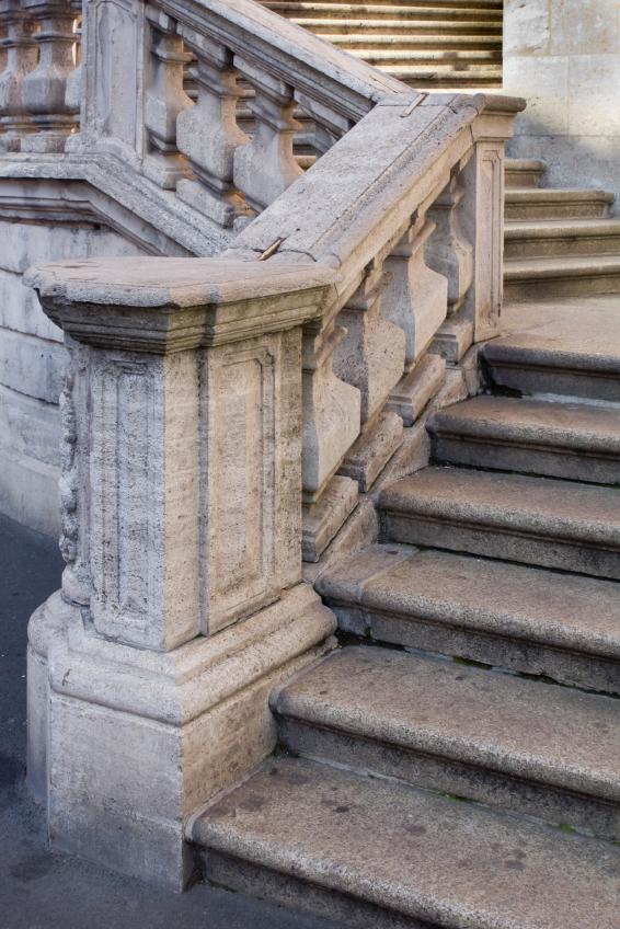 Gemauerte Treppen Außen treppengeländer gemauert » das sollten sie wissen