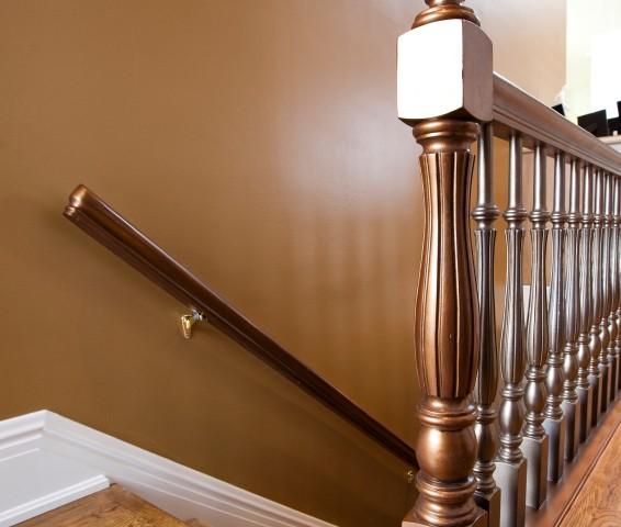Treppengeländer verschönern » tipps & tricks