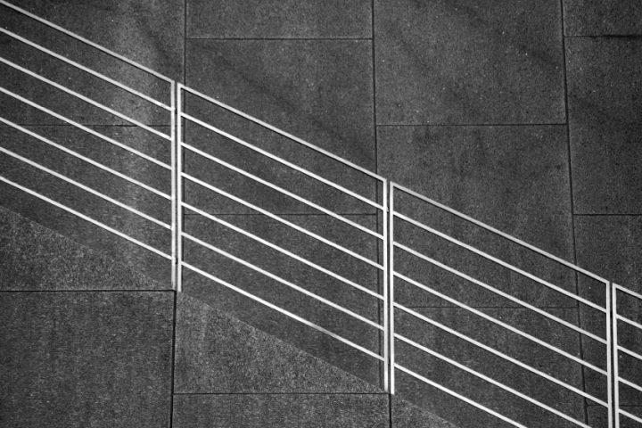 Treppengeländerhöhe