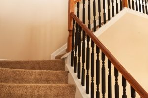 Treppengitter selber bauen