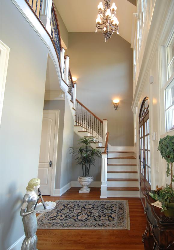 der passende bodenbelag f r das treppenhaus. Black Bedroom Furniture Sets. Home Design Ideas