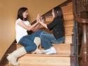 Treppenhaus – diese Breite muss sein