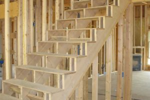 Treppenhaus bauen