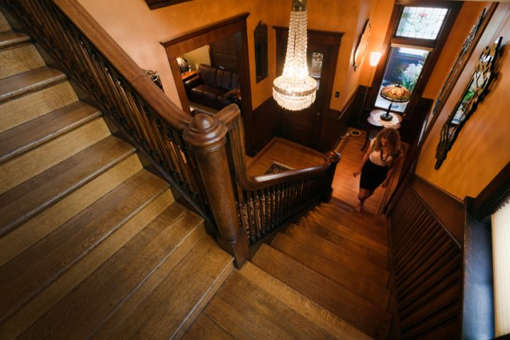 Treppenhaus gestalten