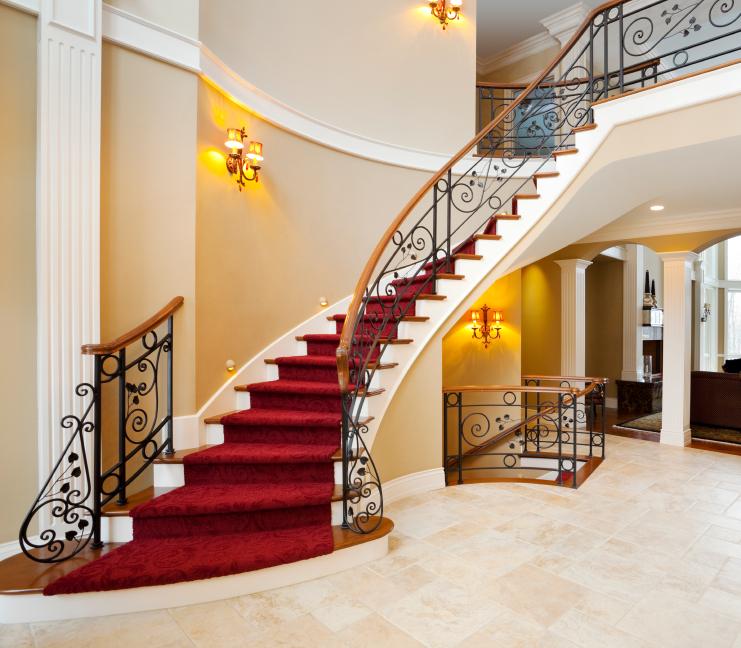 treppenhaus verkleiden mit diesen mitteln klappt 39 s. Black Bedroom Furniture Sets. Home Design Ideas