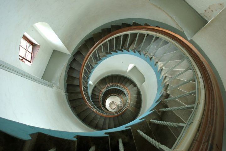 Treppenhausabtrennung
