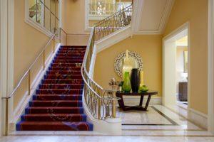 Treppenhausgestaltung Altbau