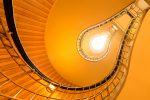 Treppenhausgestaltung Farbe