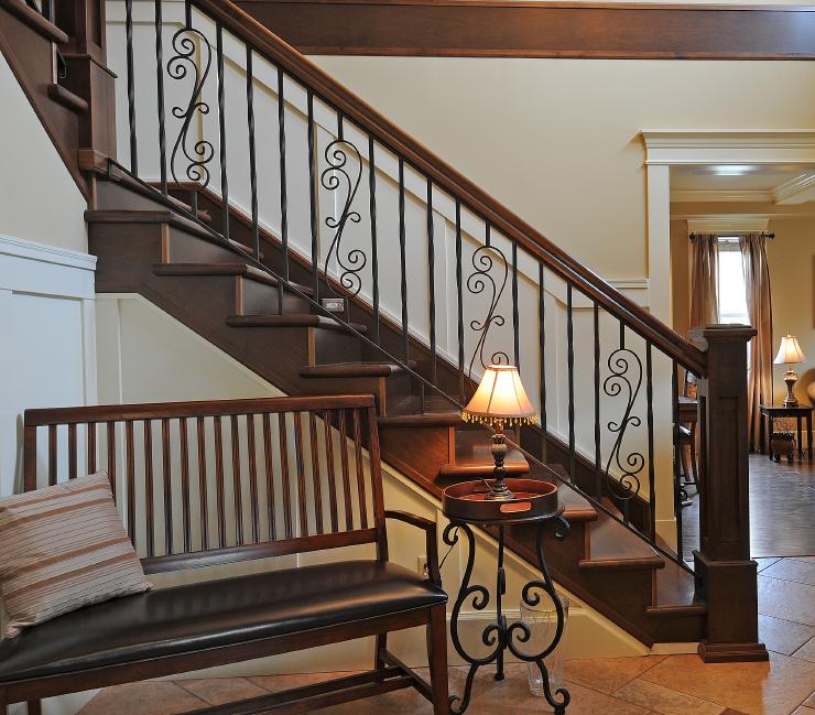 Treppenhausgestaltung » Die Schönsten Ideen Gestaltung Treppenhaus Altbau