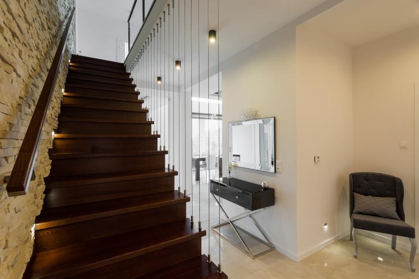 Ideen Für Treppenhausgestaltung treppenhausgestaltung beim reihenhaus schöne ideen