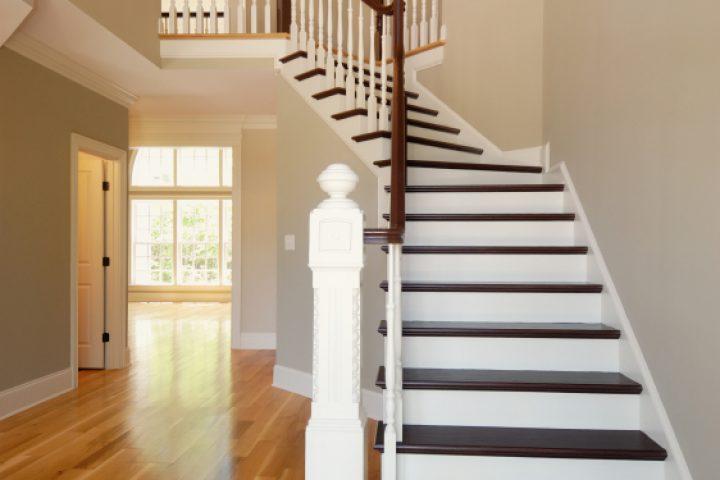 Treppenhauswand