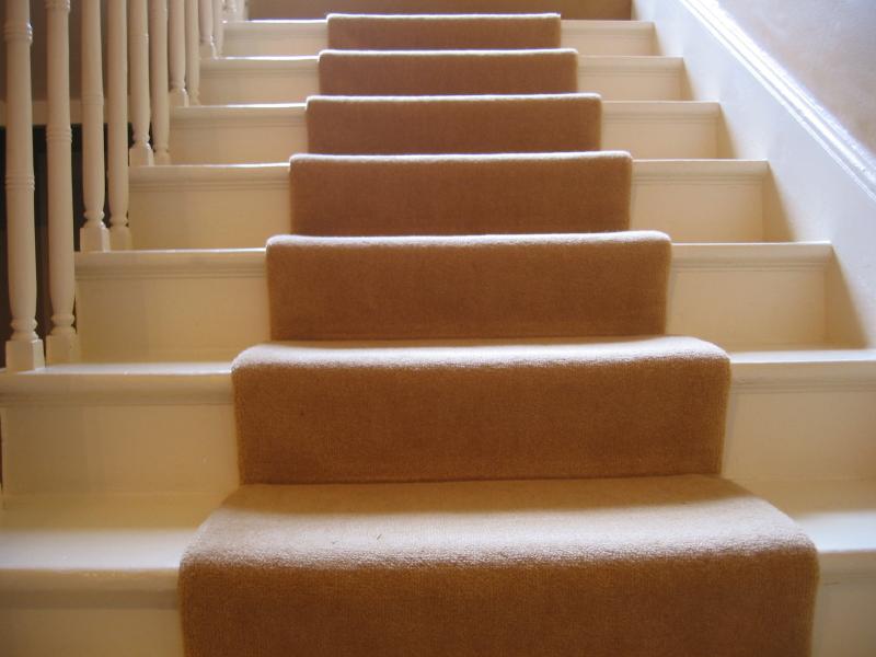 Bauen Treppen Treppenbelag