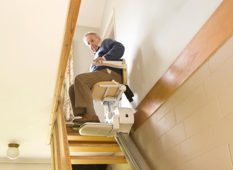 Treppenlift 187 Baurechtliche Vorschriften