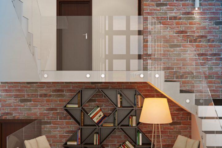 Treppenregal selber bauen