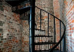 Treppenschutzgitter offene Treppen