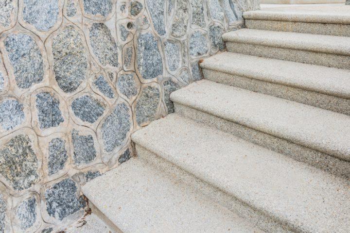 Treppenstufen Breite