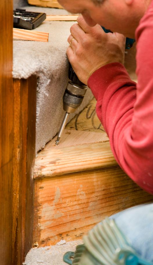 Treppenstufen Aus Holz Erneuern So Planen Sie Richtig