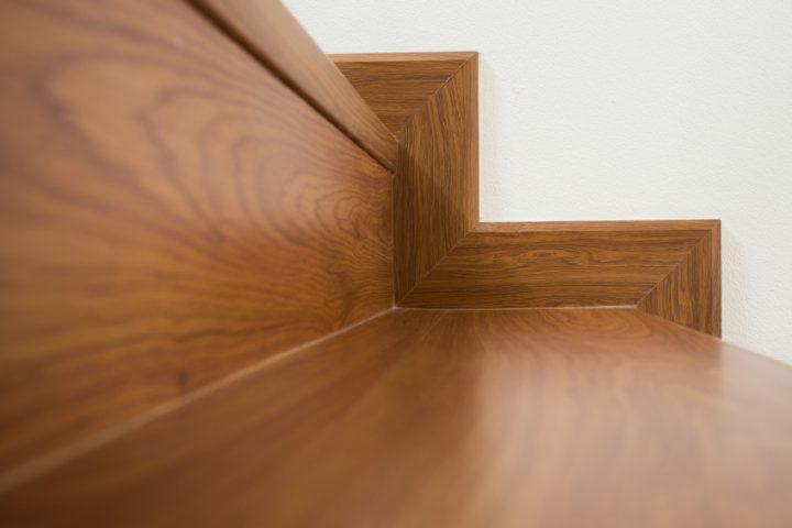 Treppenstufen Laminat