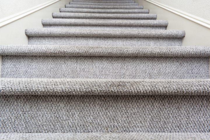 Treppenstufen Schutz