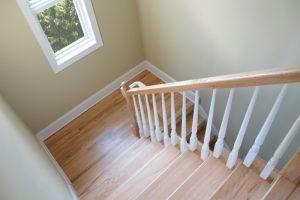 Treppenstufen aufarbeiten