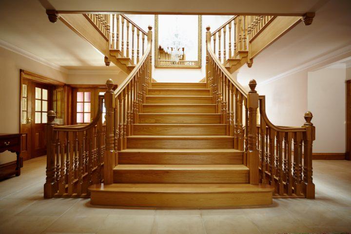 Treppenstufen aufdoppeln