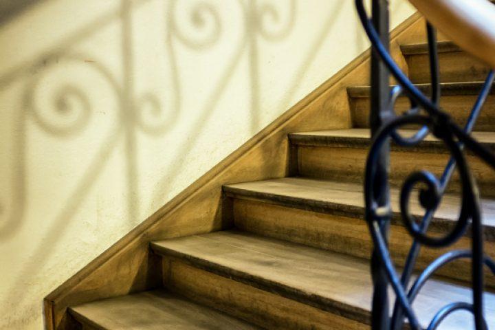 Treppenstufen innen