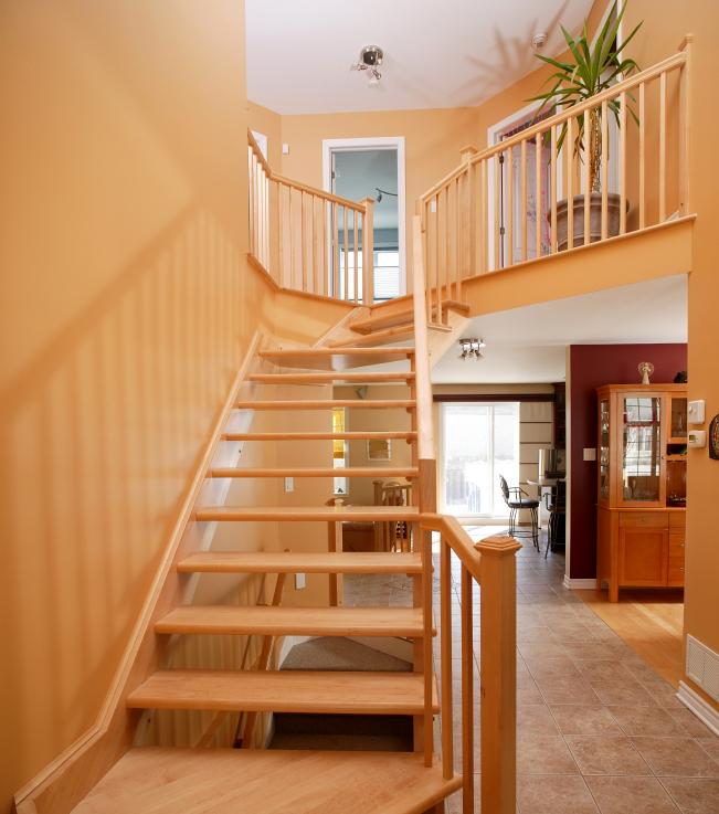 Offene Treppe Schließen treppenstufen schließen das sollten sie beachten