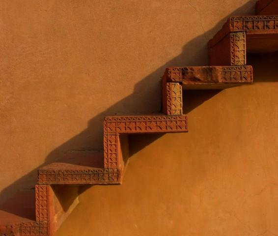 treppenstufen schrauben » so geht's mit usv-schrauben, Moderne