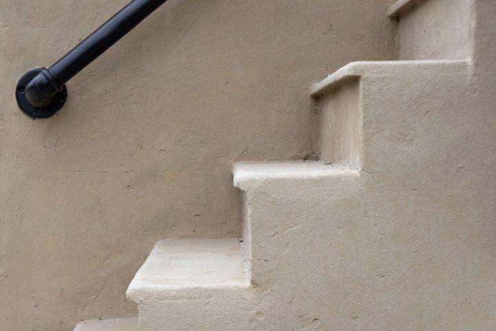 Treppenstufen verlängern