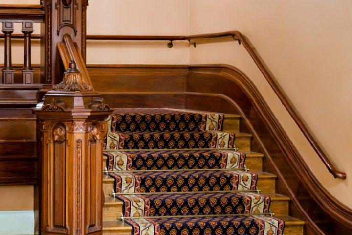 Treppenstufen verschönern
