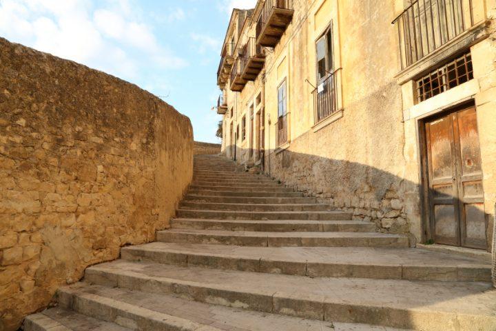 Treppenstufen versiegeln