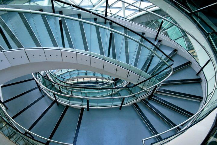 Treppentypen
