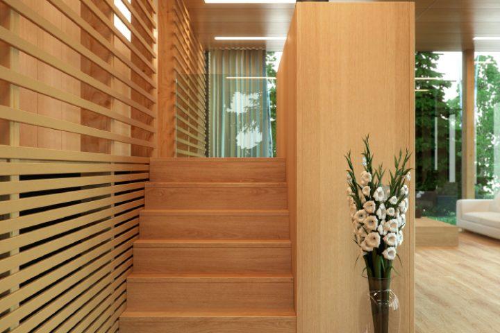 Treppenverkleidung Holz