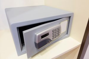 Safe Elektronikschloss defekt