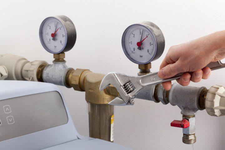 Trinkwasser Hausanschluss