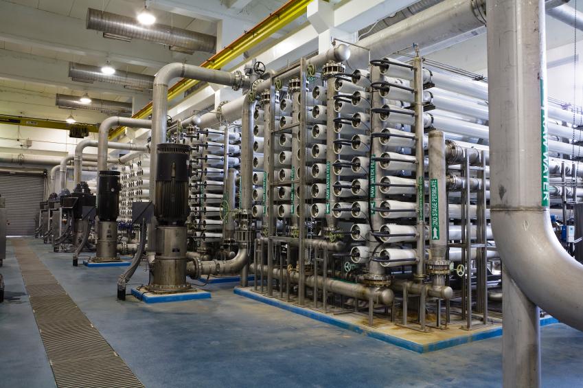 Trinkwasseraufbereitung 187 Als Hochprofitabler Markt
