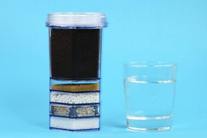 Trinkwasserdesinfektion