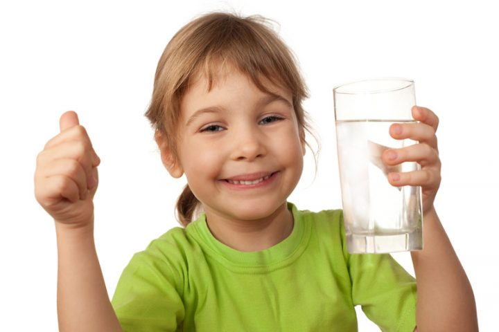 Trinkwasserzusammensetzung