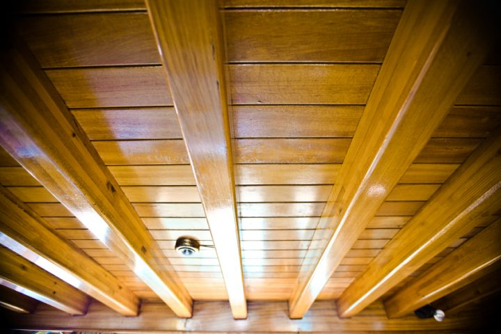 Trittschalldämmung Holzbalkendecke