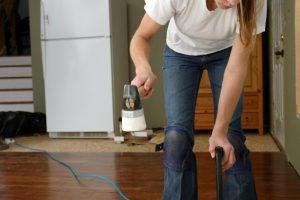 Trittschalldämmung Laminat Fußbodenheizung