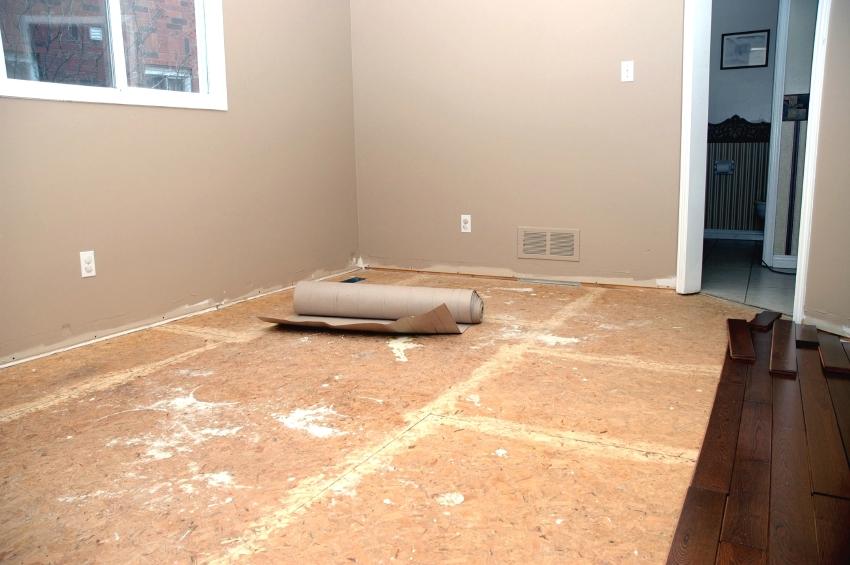 Osb Als Fußboden Verlegen ~ Trittschalldämmung unter osb platten » das ist zu beachten