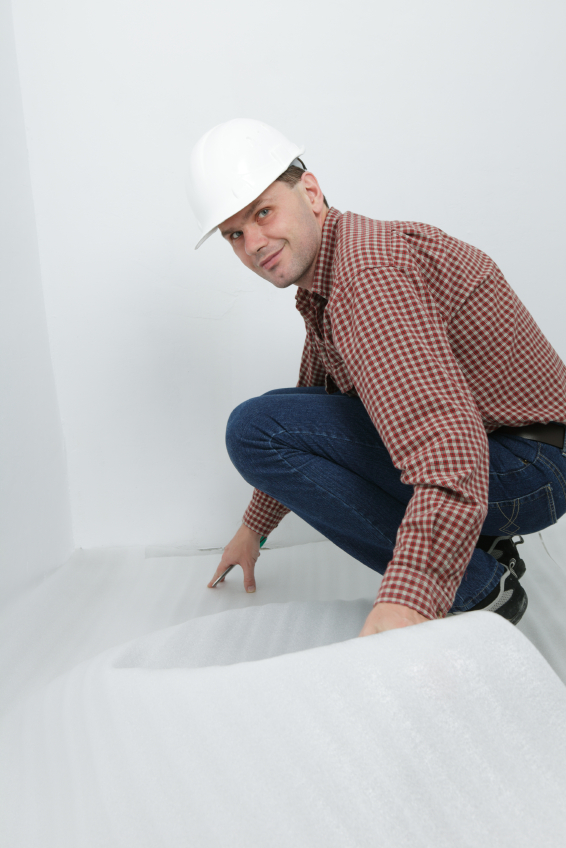 Super Trittschalldämmung unter PVC » Ist das notwendig? DA71